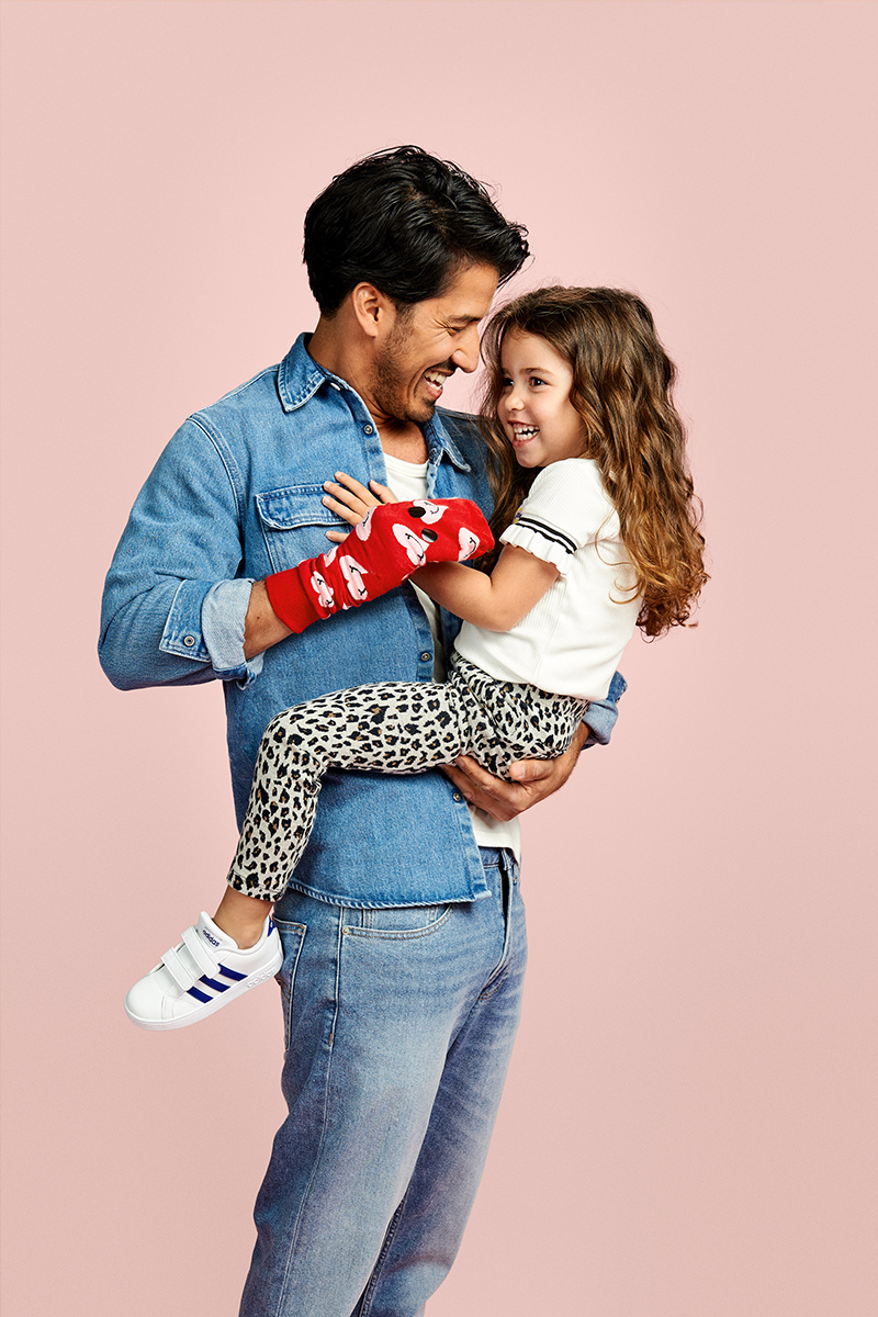 Hudson's Bay NL, Daddy Cool campaign – Concept and art direction